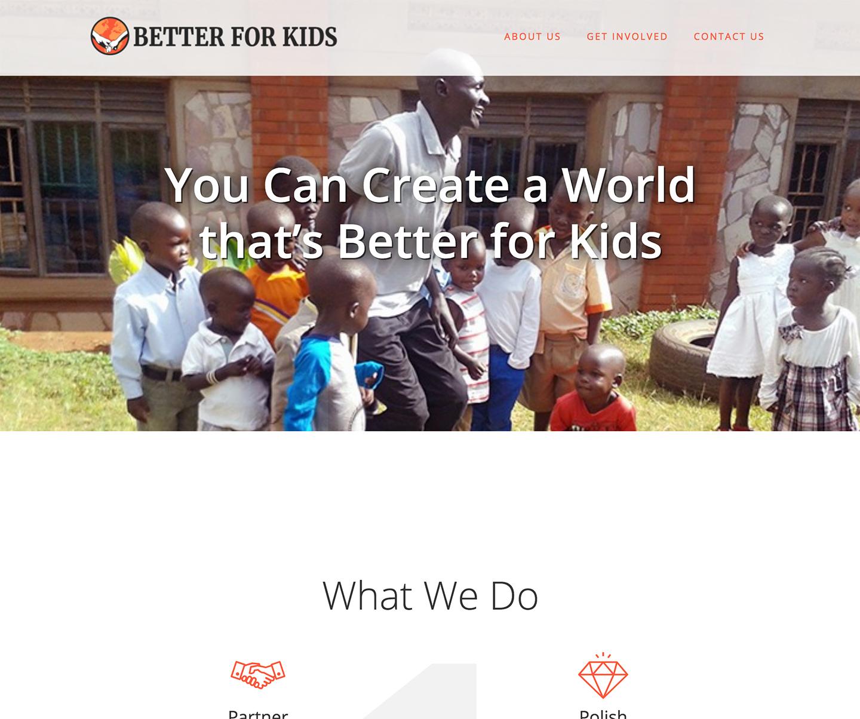 Better For Kids